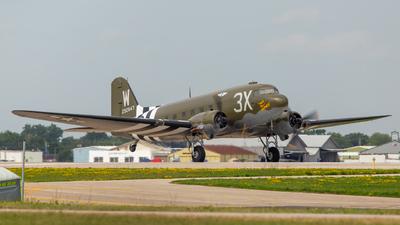 N47TB - Douglas C-47A Skytrain - Private