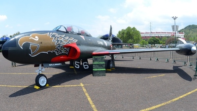 4056 - Lockheed T-33 Shooting Star - Mexico - Air Force