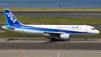 JA8313 - Airbus A320-211 - All Nippon Airways (ANA)