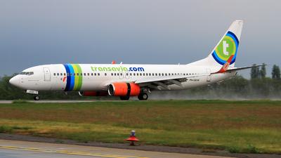 PH-GGW - Boeing 737-8EH - Transavia Airlines