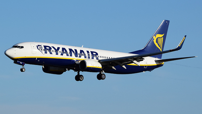 EI-DLB - Boeing 737-8AS - Ryanair