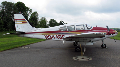 N344BC - Piper PA-23-250 Aztec D - Private