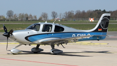 D-EWLS - Cirrus SR22-GTS G5 - Private