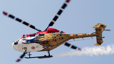 ZD4049 - Hindustan Aeronautics ALH Dhruv - India - Air Force