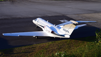 N562PA - Cessna 525B CitationJet 3 - Private