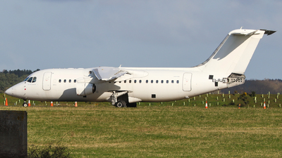 A picture of EIRJN - Avro RJ85 - Aer Lingus - © Johannes Wirl