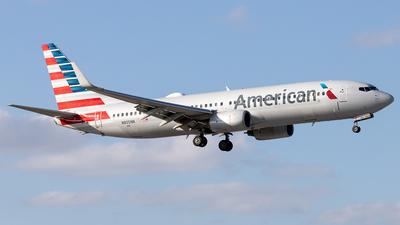 A picture of N805NN - Boeing 737823 - American Airlines - © Felipe Garcia