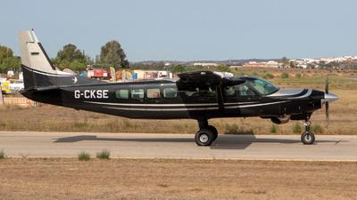 A picture of GCKSE - Cessna 208B Grand Caravan - [208B0060] - © Gerrit Griem