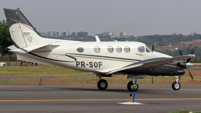 PR-SOF - Beechcraft C90GT King Air - Private