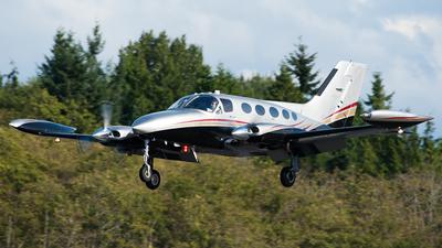 N414ES - Cessna 414 - Private