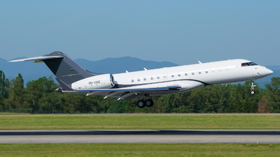 9H-ONE - Bombardier BD-700-1A10 Global 6000	 - Private