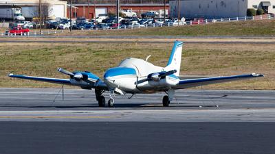N333HE - Beechcraft 95-E55 Baron - Flight School of Greenville