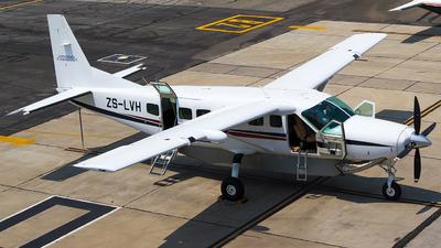ZS-LVH - Cessna 208B Grand Caravan EX - Private