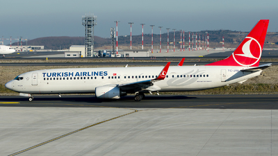 A picture of TCJYA - Boeing 7379F2(ER) - Turkish Airlines - © Alp AKBOSTANCI