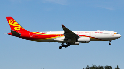B-303Z - Airbus A330-343 - Hainan Airlines