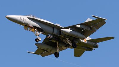 C.15-70 - McDonnell Douglas EF-18M Hornet - Spain - Air Force
