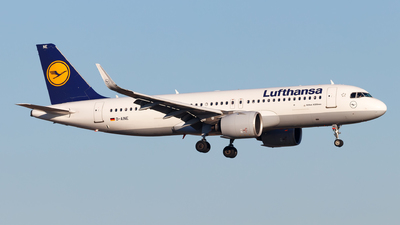 A picture of DAINE - Airbus A320271N - Lufthansa - © Oliver Richter