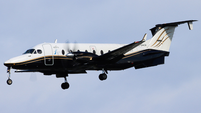 A picture of CGNCE - Beech 1900D - North Caribou Flying Service - © Luft Spotter