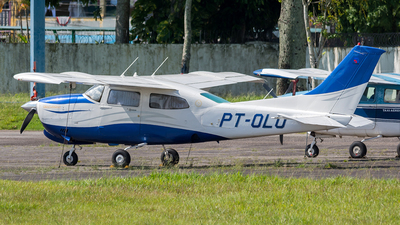 PT-OLO - Cessna 210N Centurion II - Private