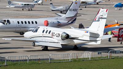 A picture of ECLZP - Cessna 500 Citation F500T - [T5000312] - © Mateo León