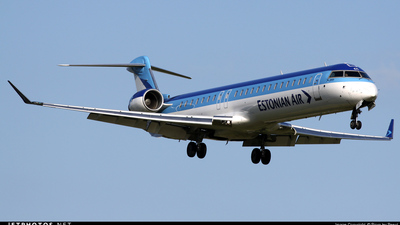 ES-ACC - Bombardier CRJ-900 - Estonian Air