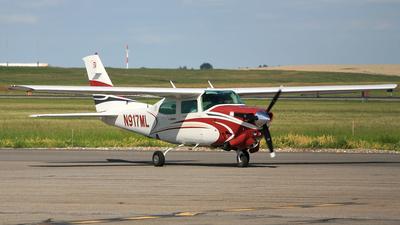 N917ML - Cessna T210R Turbo Centurion II - Private