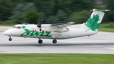 C-GONW - Bombardier Dash 8-102 - Air Canada Jazz