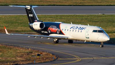 S5-AAF - Bombardier CRJ-200LR - Adria Airways