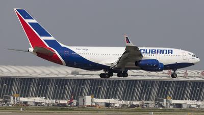 A picture of CUT1251 - Ilyushin Il96300 - Cubana - © Lixing Moo