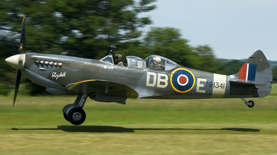 G-CICK - Supermarine Spitfire Mk.IXb - Aero Legends