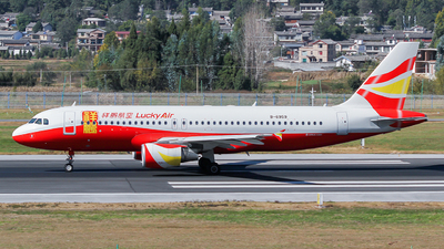 B-6959 - Airbus A320-214 - Lucky Air