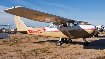N8800U - Cessna 172F Skyhawk - Private