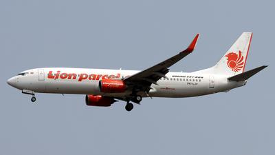 PK-LJV - Boeing 737-8GP - Lion Air