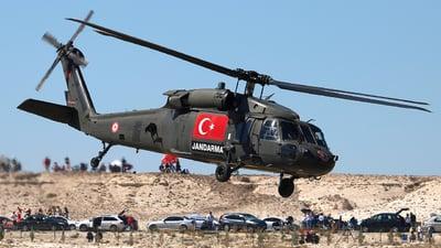 J-1333 - Sikorsky S-70A-17 Yarasa - Turkey - Jandarma