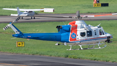 A picture of JA23AR - Bell 412EP - [37013] - © walker2000