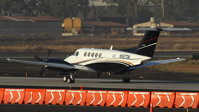 N587TW - Beechcraft 200 Super King Air - Private