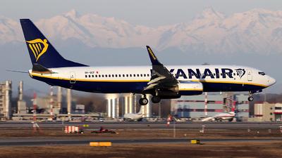 9H-QCF - Boeing 737-8AS - Malta Air (Ryanair)