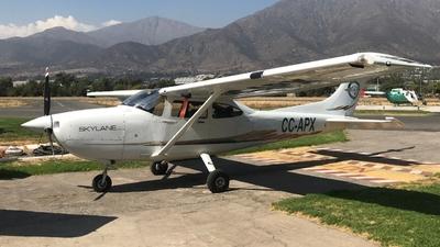 CC-APX - Cessna 182T Skylane - Club Aéreo del Personal de Carabineros de Chile