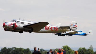 OK-CTB - Lockheed 10A Electra - Private