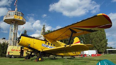 HA-MEN - PZL-Mielec An-2R - Szemp Air