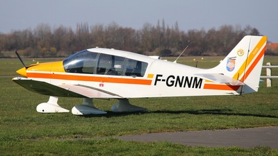 F-GNNM - Robin DR400/140B Major - Private