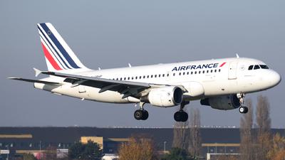 F-GRHP - Airbus A319-111 - Air France
