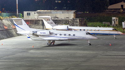 N218EE - Gulfstream G-III - Private