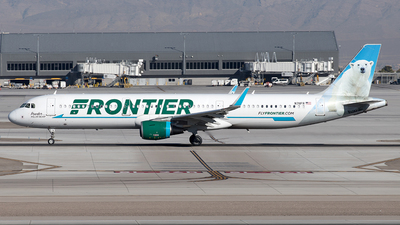 N711FR - Airbus A321-211 - Frontier Airlines