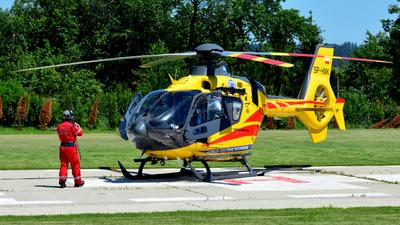 SP-HXK - Eurocopter EC 135P2 - Lotnicze Pogotowie Ratunkowe