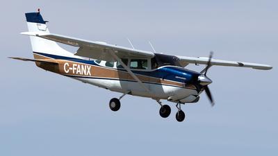 C-FANX - Cessna 210B Centurion - Private
