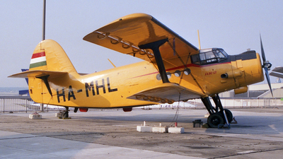 HA-MHL - PZL-Mielec An-2 - Private