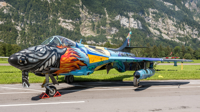 J-4015 - Hawker Hunter F.58 - Switzerland - Air Force