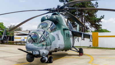 FAB8954 - Mil Mi-24 Hind - Brazil - Air Force