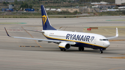 EI-FON - Boeing 737-8AS - Ryanair